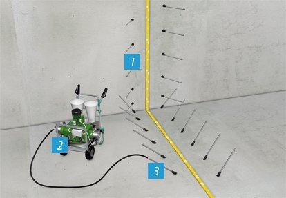 Hidroizolacija suvih,vlažnih i aktivnih spojeva pod pritiskom
