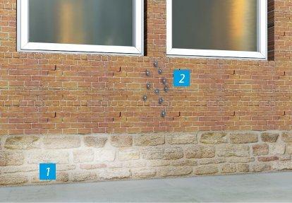 Zaštita fasada od mineralnih građevinskih materijala