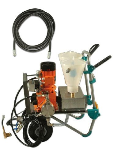 Injekcioni sistemi – Injektiranje pukotina i sistemi za sanaciju pukotina