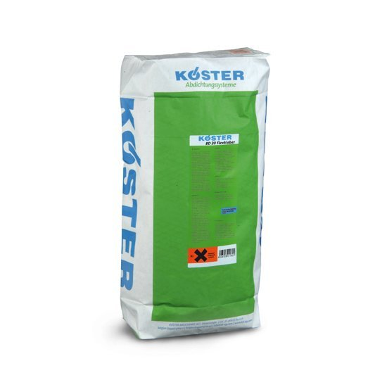 KÖSTER BD Flexible Tile Adhesive