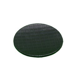 KÖSTER Round Corner Patch black