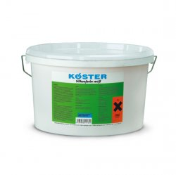 KÖSTER Silicone Paint White